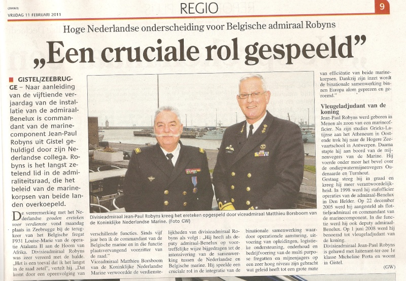 La marine holandaise va encore diminuer ! Adm10