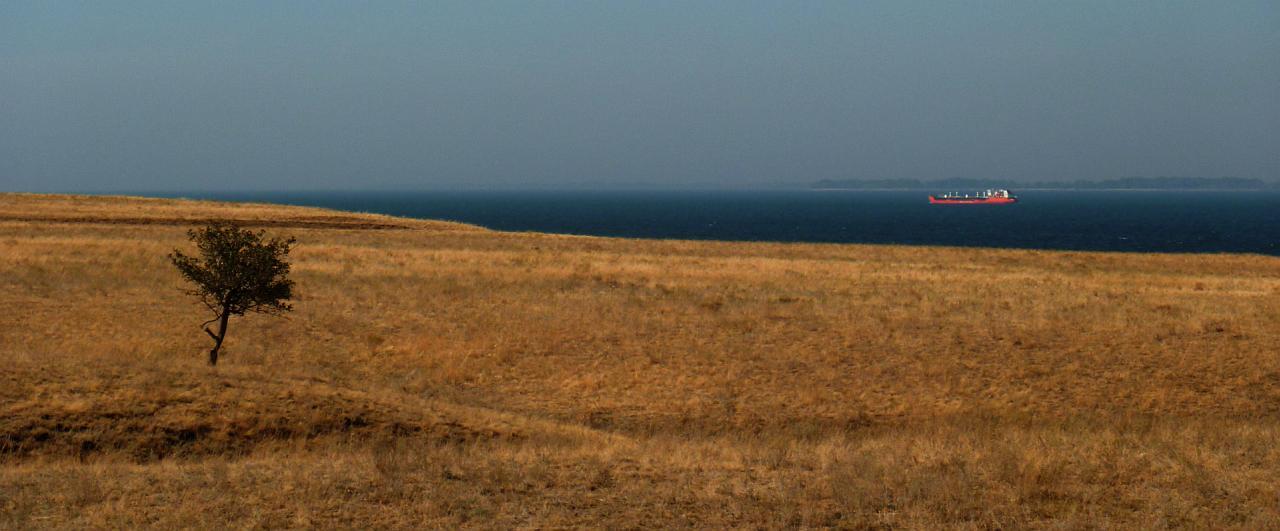По землям Русского каганата. Саркел. Правобережная крепость. Осень 2010 г. P1010410