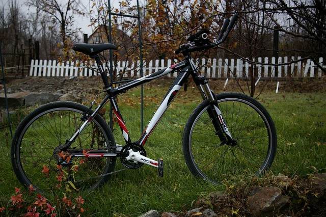 Эксклюзивный дизайн велосипеда своими руками Sg1l0910