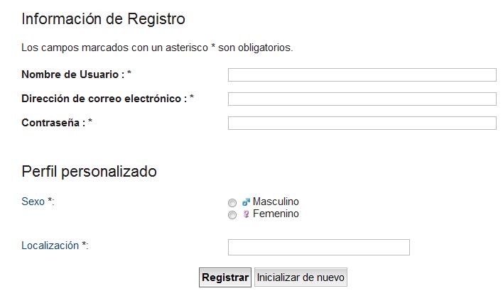COMO REGISTRARME PARA ENTRAR AQUI Inform10