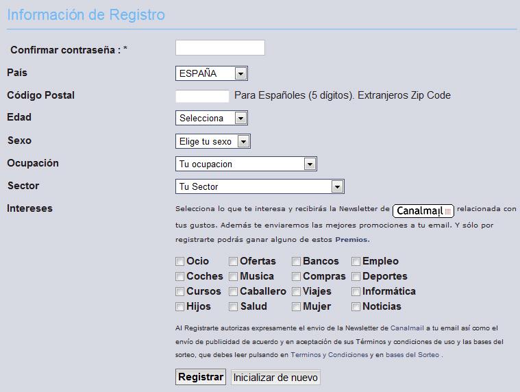 COMO REGISTRARME PARA ENTRAR AQUI Inform11