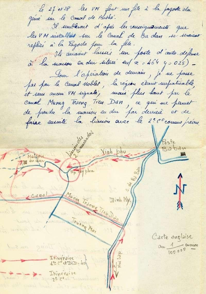 qui se souvient des 4 cdos Hoa Hao du Capitaine Charvet 1947/1948 ? 27-01-11