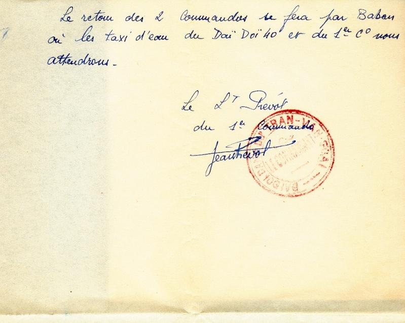 qui se souvient des 4 cdos Hoa Hao du Capitaine Charvet 1947/1948 ? 27-01-12