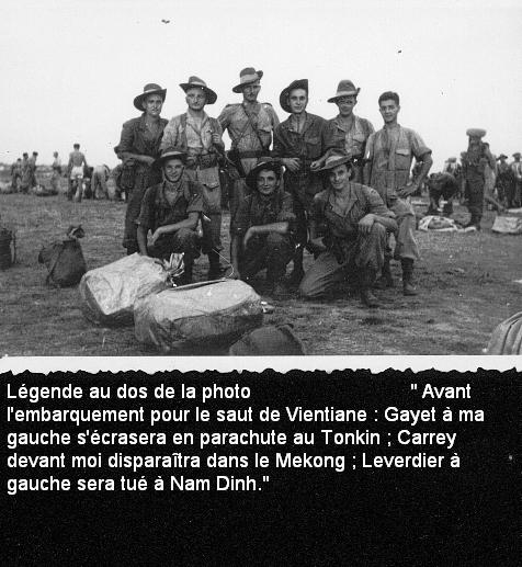 qui se souvient des 4 cdos Hoa Hao du Capitaine Charvet 1947/1948 ? 49-19410