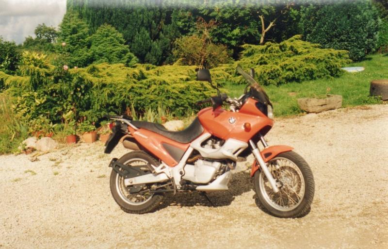 mes diverses motos Strada10