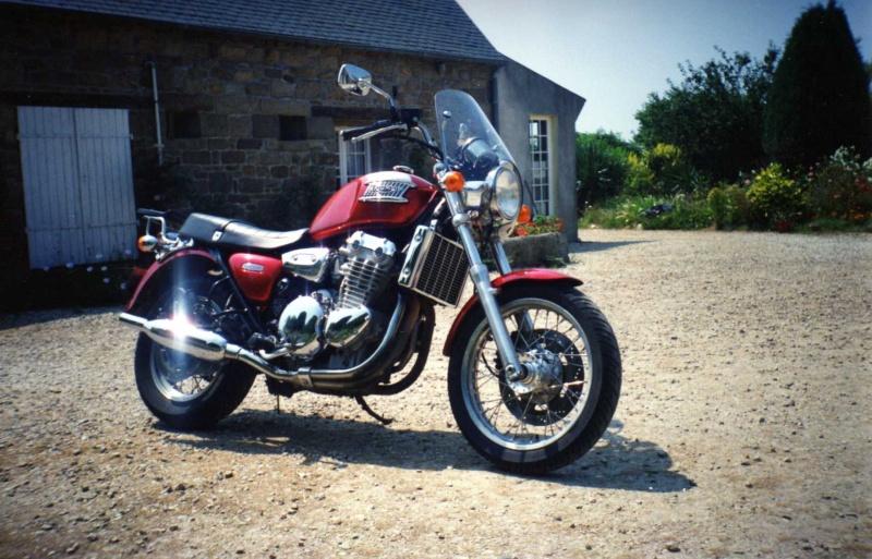 mes diverses motos Tbird110