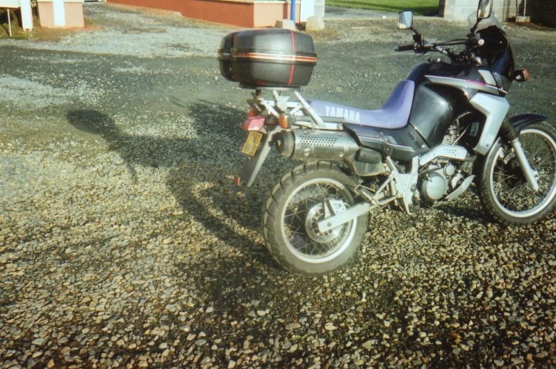 mes diverses motos Xtz10