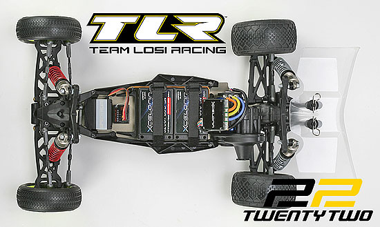 LOSI TLR 22 2201x10