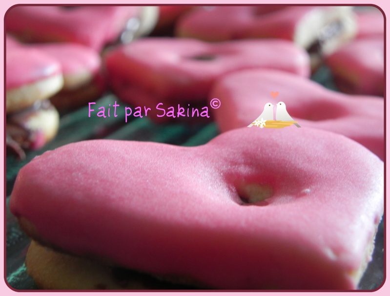 Biscuits, macarons, muffins et cupcakes de Saint Valentin Dscn6910