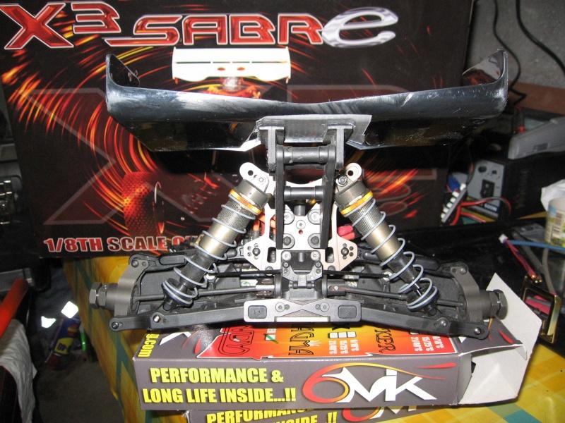 Presentation Hong Nor X3 Sabre E 02511