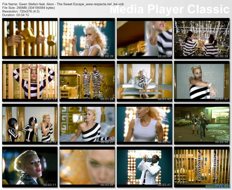 Gwen Stefani ft Akon - The Sweet Escape 12758110