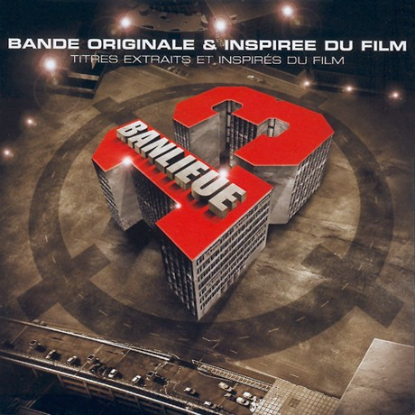 Banlieue 13 (2004) - Soundtrack Cover10