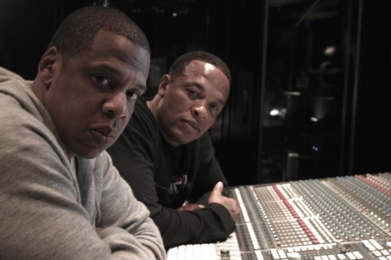 Jay-Z & Dr. Dre Dr-dre10