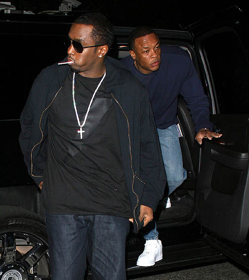 Diddy & Dr Dre Dre210