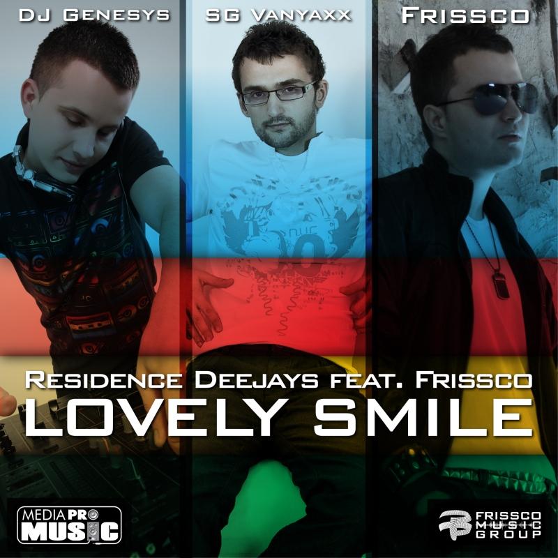 Residence Deejays feat Frissco - Lovely Smile Reside10
