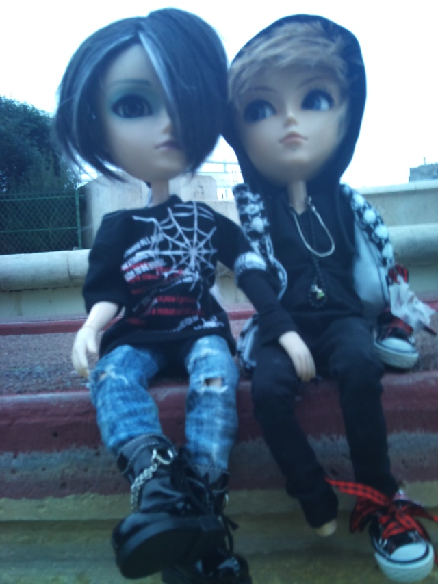 *Kuon et Atsu* le retour XD -1159112
