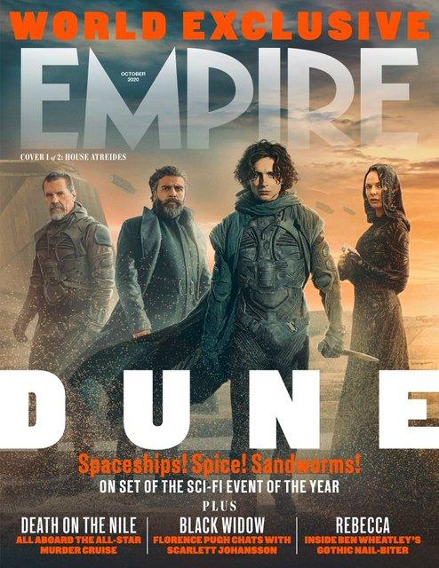 Dune, l'adaptation de Denis Villeneuve (avec Timothee Chalamet, Oscar Isaac ...) - Page 2 Dune_110