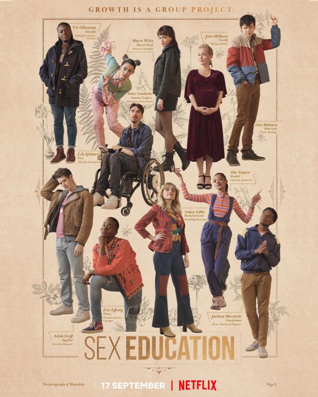 Sex Education saison 3 Educat10