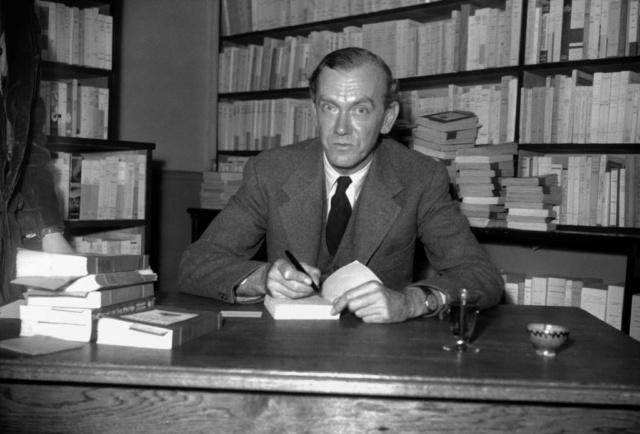 Un américain bien tranquille de Graham Greene Greene10