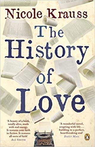 L'histoire de l'amour de Nicole Krauss Krauss10