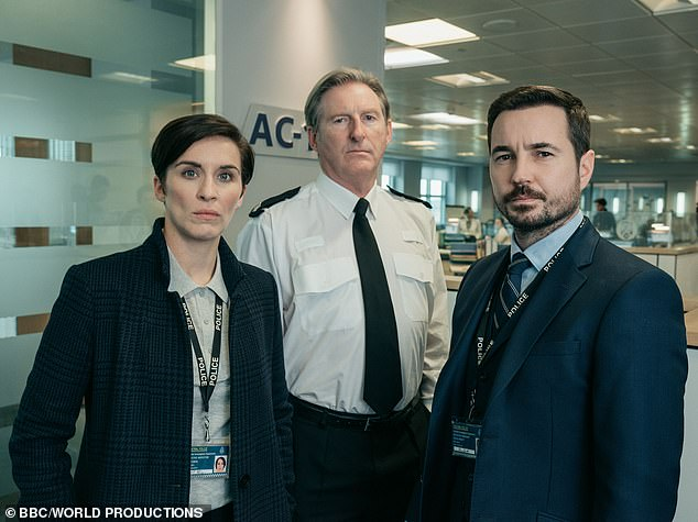 Line of duty Line110