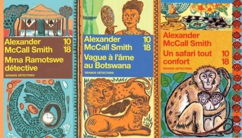 L'agence n°1 des dames détectives et autres romans d'Alexander McCall Smith Mma_ra10