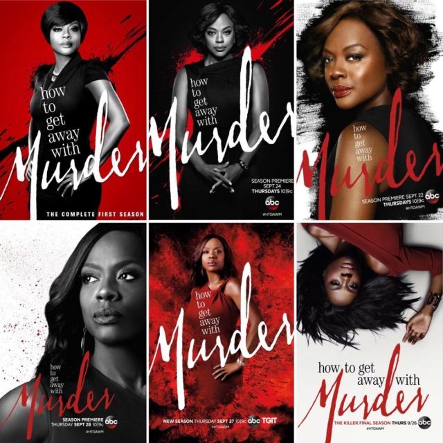 How to get away with murder / Murder de  Shonda Rhimes Murder10