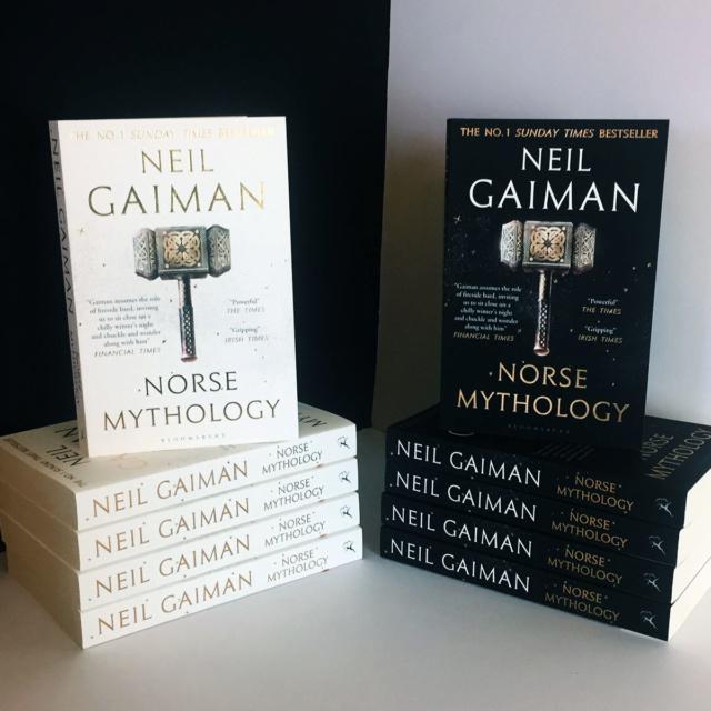 Norse mythology / Mythologie nordique de Neil Gaiman Norse10