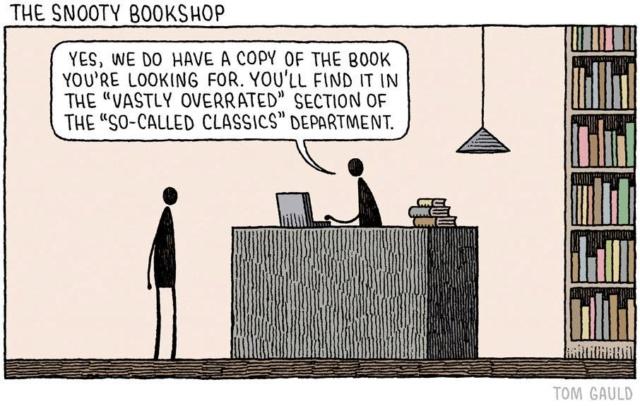 [Book tag] Le livre le plus surestimé que vous ayez lu? Over10