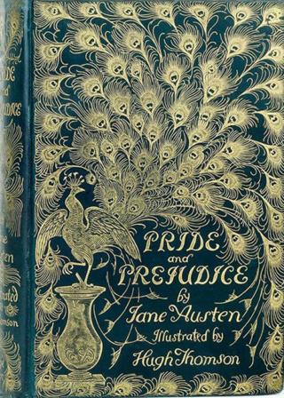 Jane Austen, le questionnaire BookTube Pride10