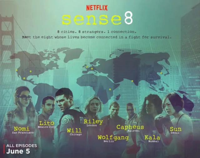 Sense8 (Netflix) Sense811