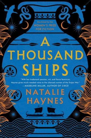 A thousand ships de Natalie Haynes Ships210