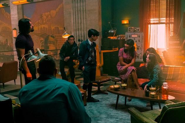 The Umbrella academy (Netflix) Umbrel14