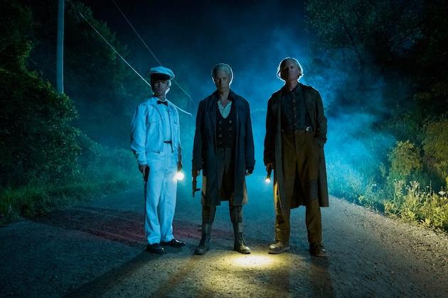 The Umbrella academy (Netflix) Umbrel15