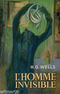 L'homme invisible de HG Wells Wells10