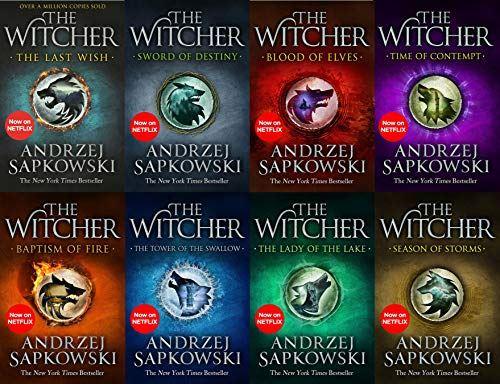 The witcher de Andrzej Sapkowski Witche11