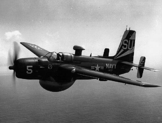 Grumman AF-3S Guardian (1/48) 45565610