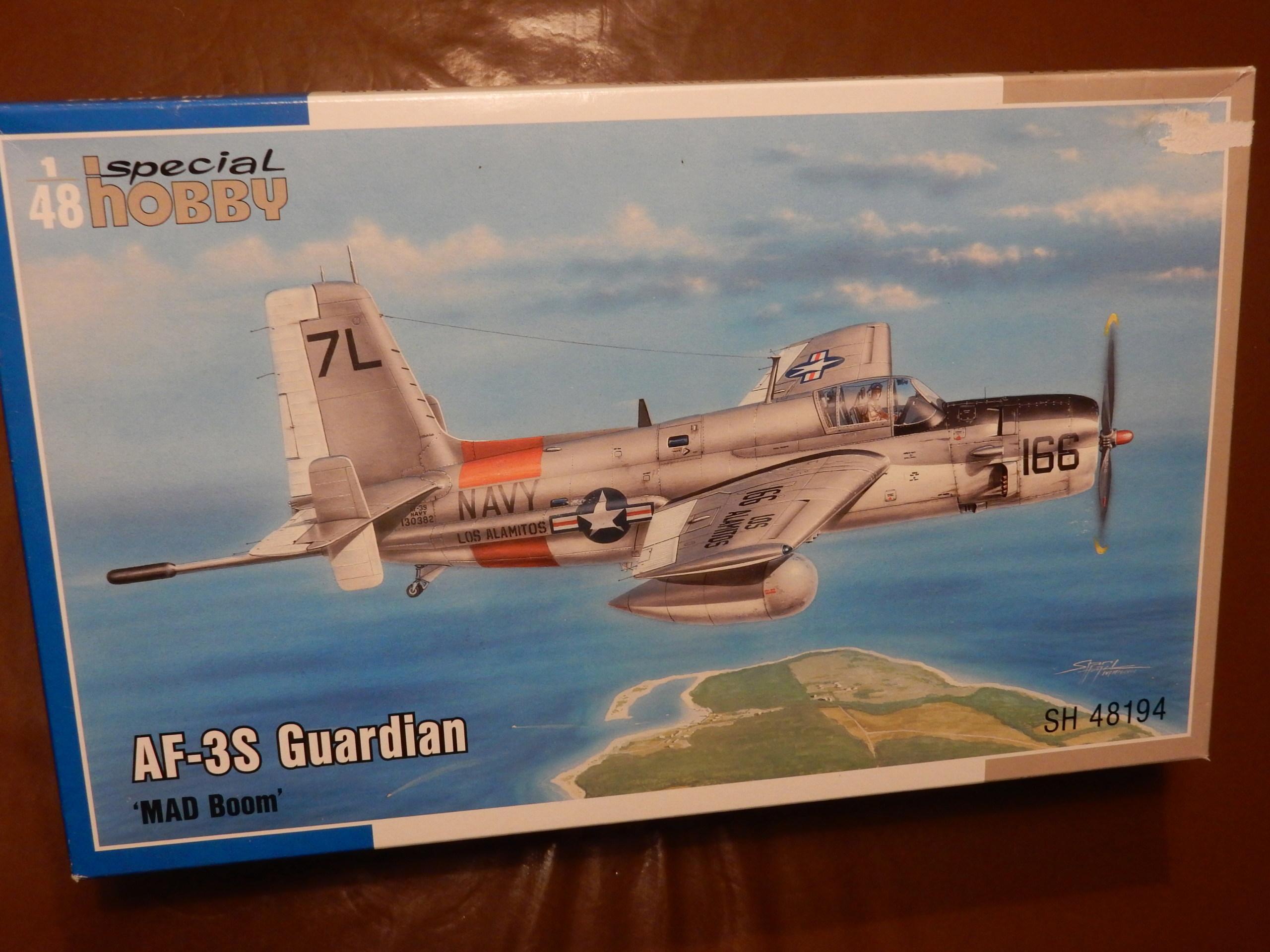 Grumman AF-3S Guardian (1/48) Dscn7261