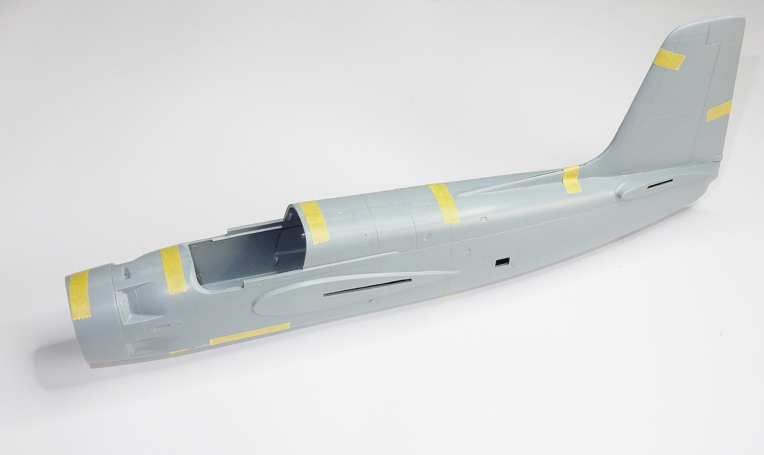 Grumman AF-3S Guardian (1/48) Dscn7314