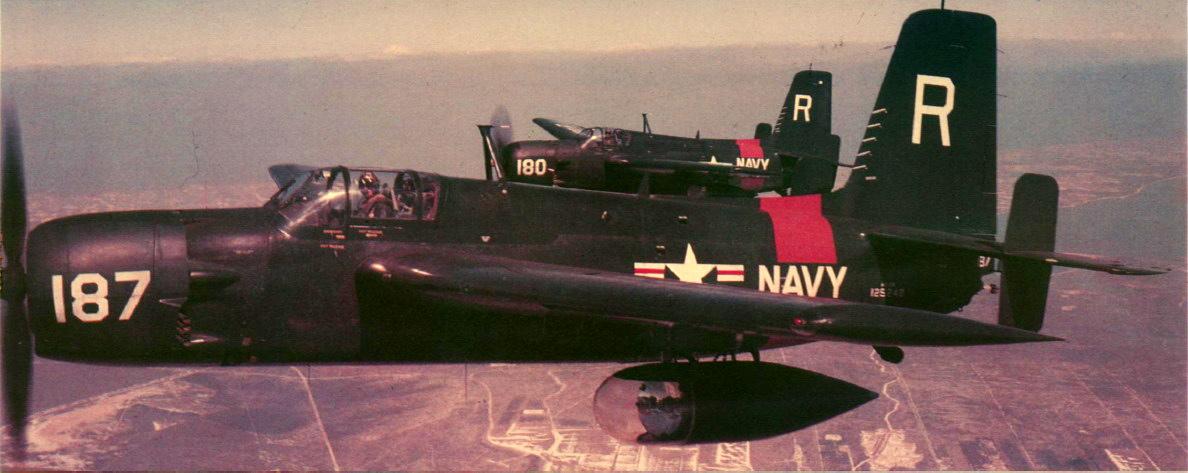 Grumman AF-3S Guardian (1/48) Gaf-gu10