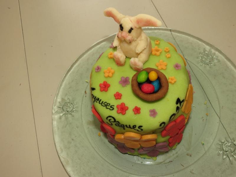 Jalousie Sponge Cake