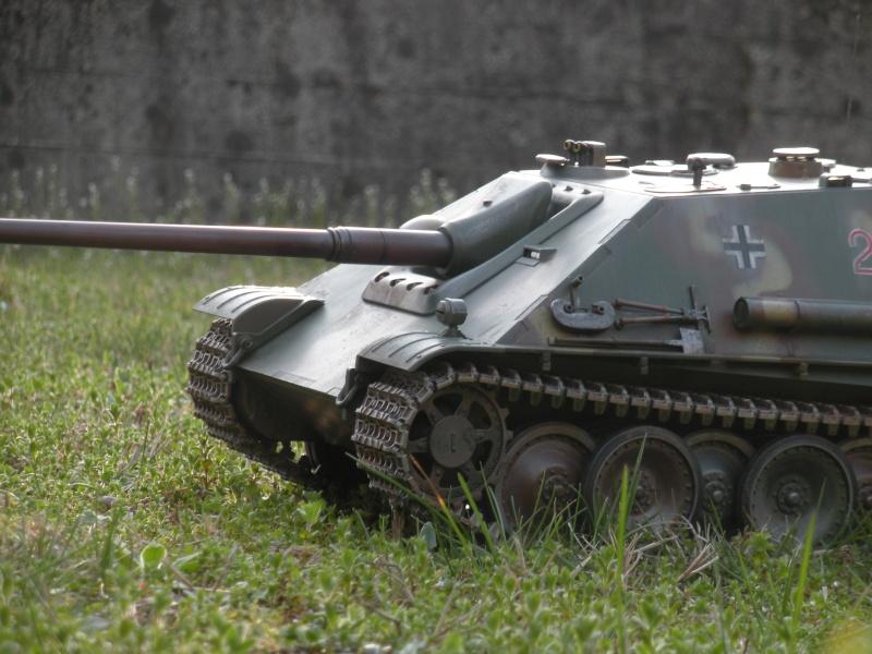 Jagdpanther ( nato nelle officine Sven?) Dscn3323
