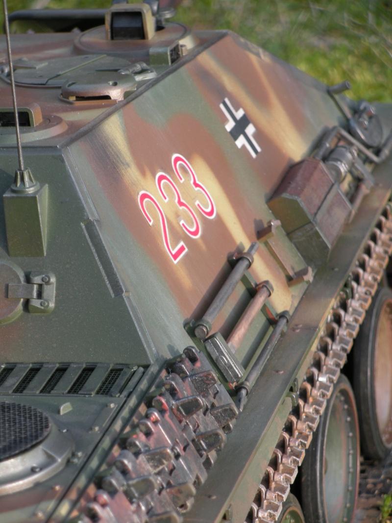 Jagdpanther ( nato nelle officine Sven?) Dscn3329