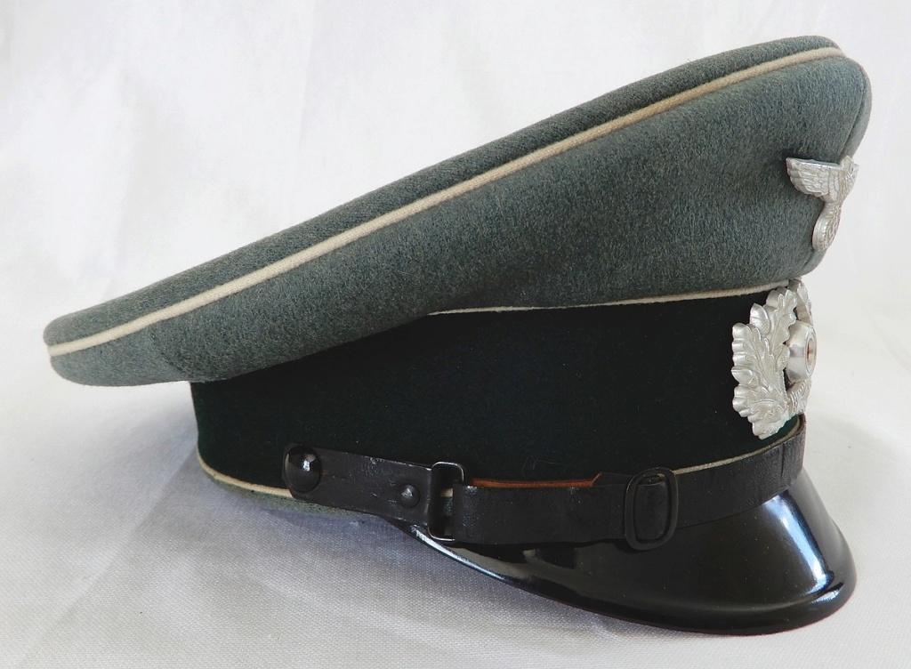 Passion Schirmmütze WW2 (casquettes sous Off / Off)  Dscn0311