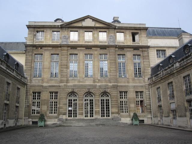 L'hôtel de Rohan-Strasbourg (Paris) - Page 2 Paris-10