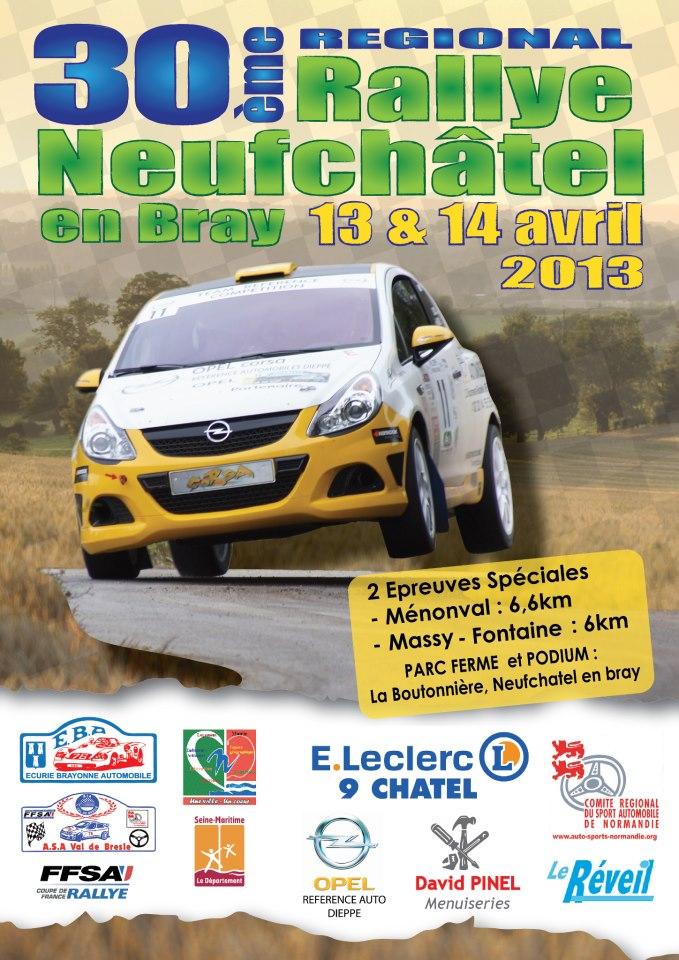 Rallye De Neufchâtel 13 & 14 Avril - Page 2 56141410