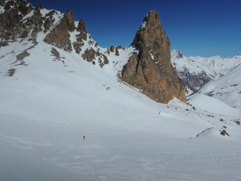 Tour de l'Aiguille Large - Ubaye Dscn1312