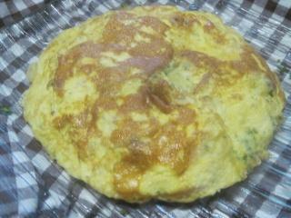omelette aux champignons à la crème fraiche.photos. Couver11