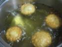 beignets à l'aubergine et courgette.photos. Beigne38