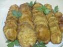 beignets à l'aubergine et courgette.photos. Beigne39